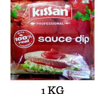KISSAN TOMATO SAUCE DIP 1KG