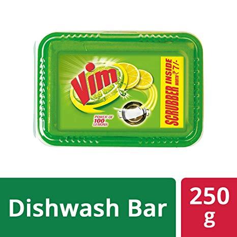 VIM BAR TUB 250GM