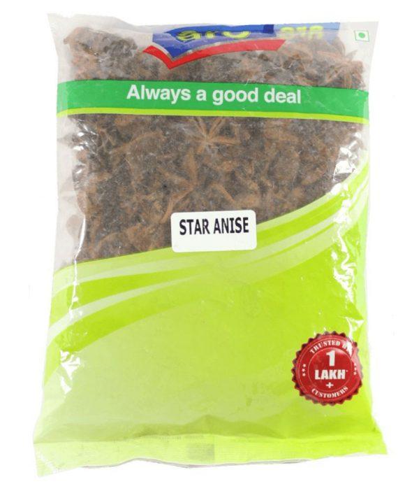 ARO STAR ANISE (ANASPHAL) 50 GM
