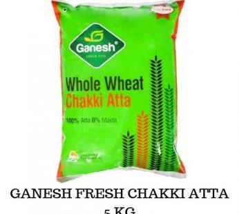GANESH CHAKKI FRESH ATTA 5KG