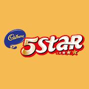 CADBURY 5 STAR 10 GM (PACK OF 54)